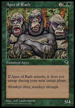 monkeys of rath magic