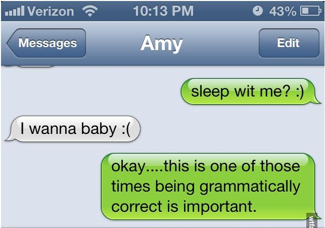gramaticalmente correcto