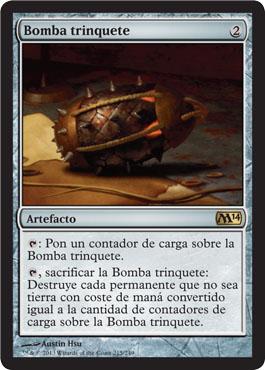 bomba trinquete ratchet  bomb